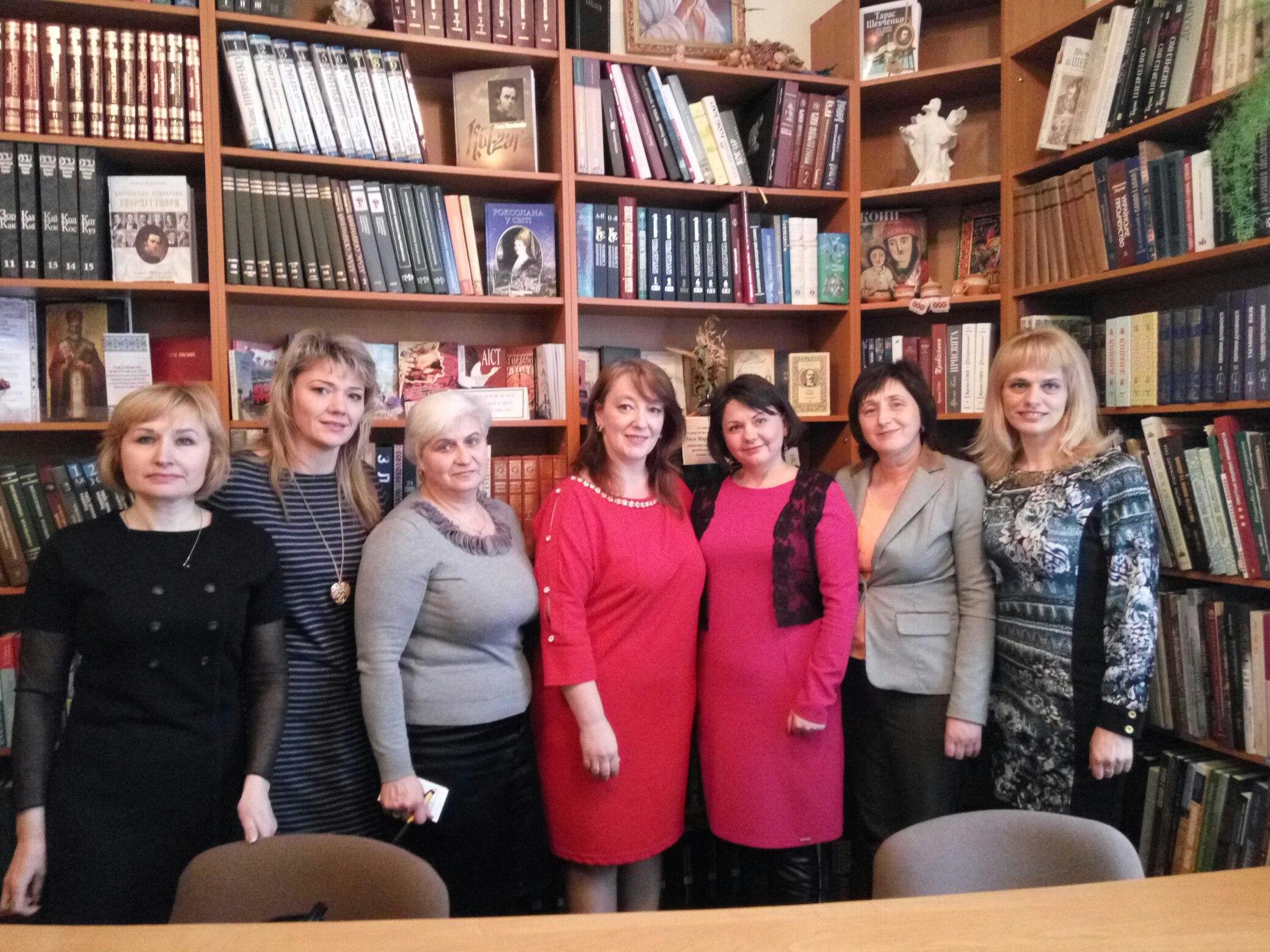 Зустріч з письменницею Оксаною Кузів