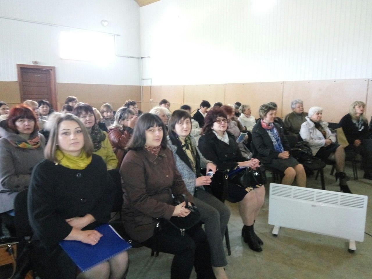 Районний семінар для бібліотечних працівників Тисменицького району