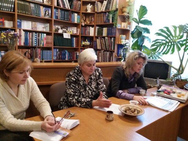 Всесвітній день читання і день поезії в бібліотеці