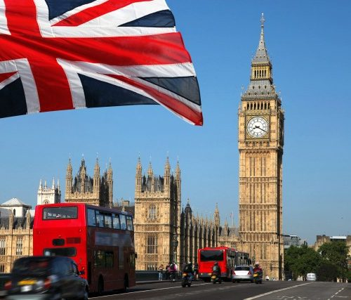 """Єврокруїз """"Великобританія"""""""
