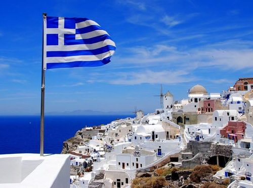 """Єврокруїз """"Греція"""""""
