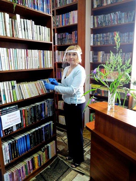Бібліотека чекає своїх користувачів!